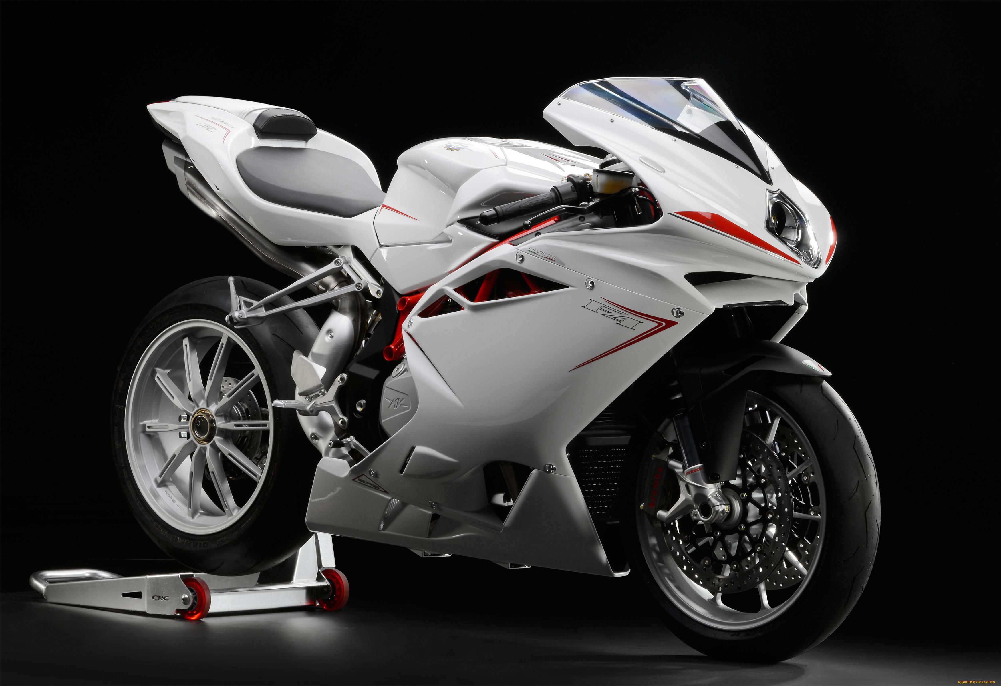 мотоцикл красный mv agusta f4 rr corsa corte скачать