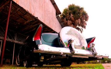 Картинка автомобили выставки+и+уличные+фото thunderbird ford