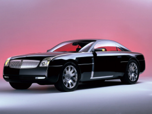 обоя lincoln mk9 concept 2001, автомобили, lincoln, concept, 2001, mk9, чёрный