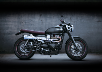 обоя мотоциклы, triumph, moto