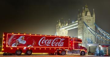 обоя бренды, coca-cola, фон, автомобиль