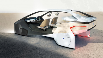 обоя bmw i  inside future concept 2017, автомобили, 3д, future, inside, i, 2017, concept, bmw