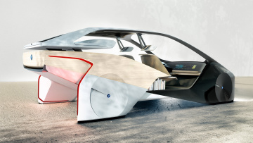 обоя bmw i  inside future concept 2017, автомобили, 3д, inside, future, concept, 2017, i, bmw