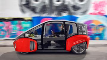 обоя rinspeed oasis concept 2017, автомобили, rinspeed, 2017, concept, oasis