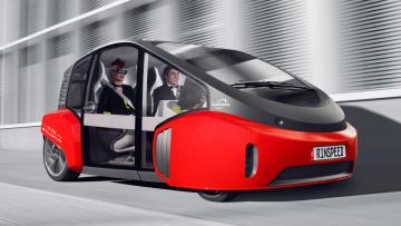 обоя rinspeed oasis concept 2017, автомобили, rinspeed, concept, oasis, 2017