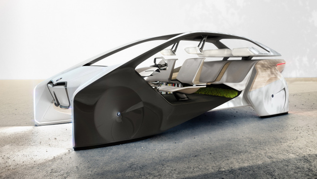 Обои картинки фото bmw i  inside future concept 2017, автомобили, 3д, bmw, 2017, concept, i, future, inside