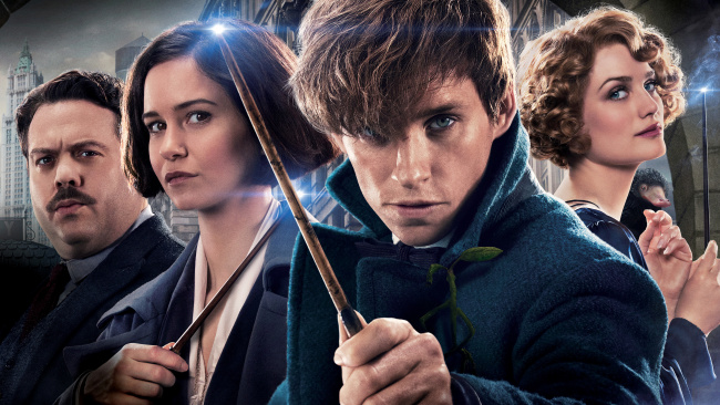 Обои картинки фото кино фильмы, fantastic beasts and where to find them, fantastic, beasts, and, where, to, find, them