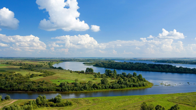 Обои картинки фото природа, реки, озера, деревья, река
