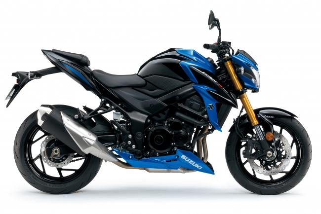 Обои картинки фото мотоциклы, suzuki