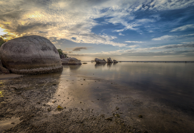 Обои картинки фото природа, побережье, море, камни