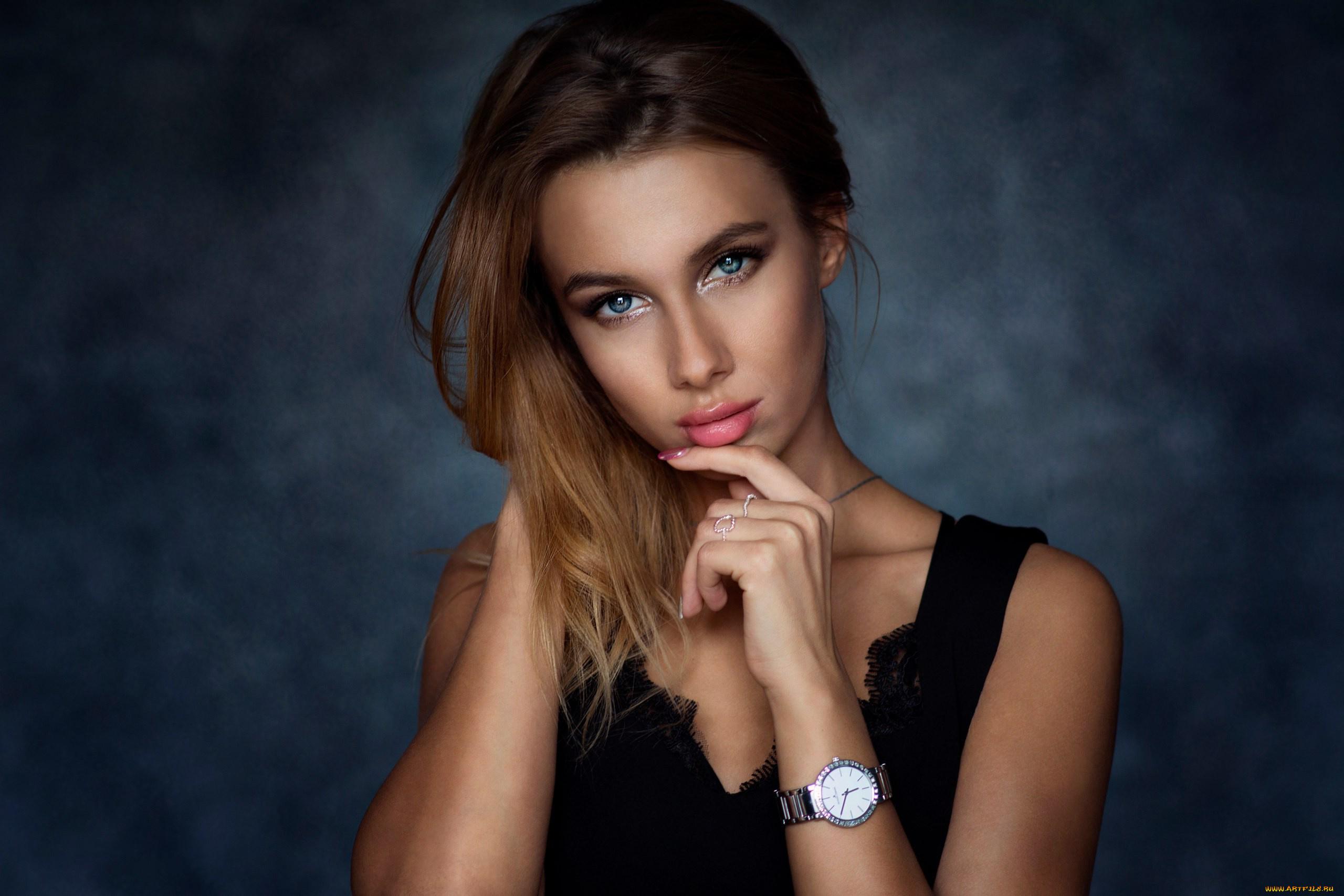 Девушка модель модель