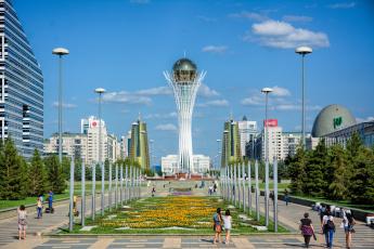 Картинка города астана+ казахстан столица азия