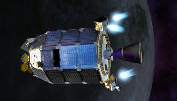 Картинка космос космические+корабли +космические+станции спутник планета