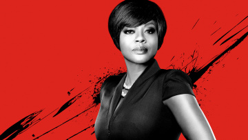 обоя how to get away with murder, кино фильмы, how to get away with murder , сериал, фон, взгляд, девушка