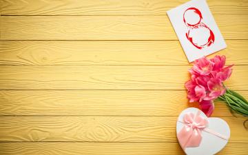 Картинка праздничные международный+женский+день+-+8+марта тюльпаны 8 марта pink