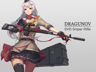 обоя аниме, girls frontline, girls, frontline