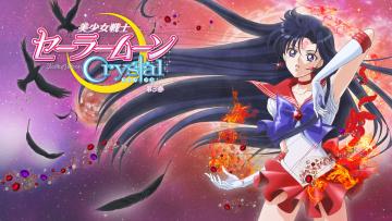 Картинка аниме sailor+moon девушка
