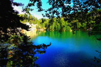 Картинка природа реки озера красота