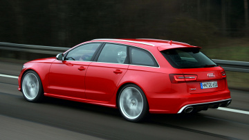 Картинка audi a6 автомобили volkswagen group германия