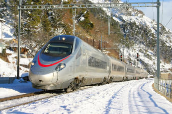 Картинка техника поезда скоростной поезд