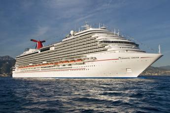 Картинка carnival dream корабли лайнеры лайнер круиз