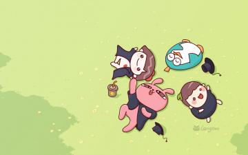 Картинка векторная+графика мультфильмы дети