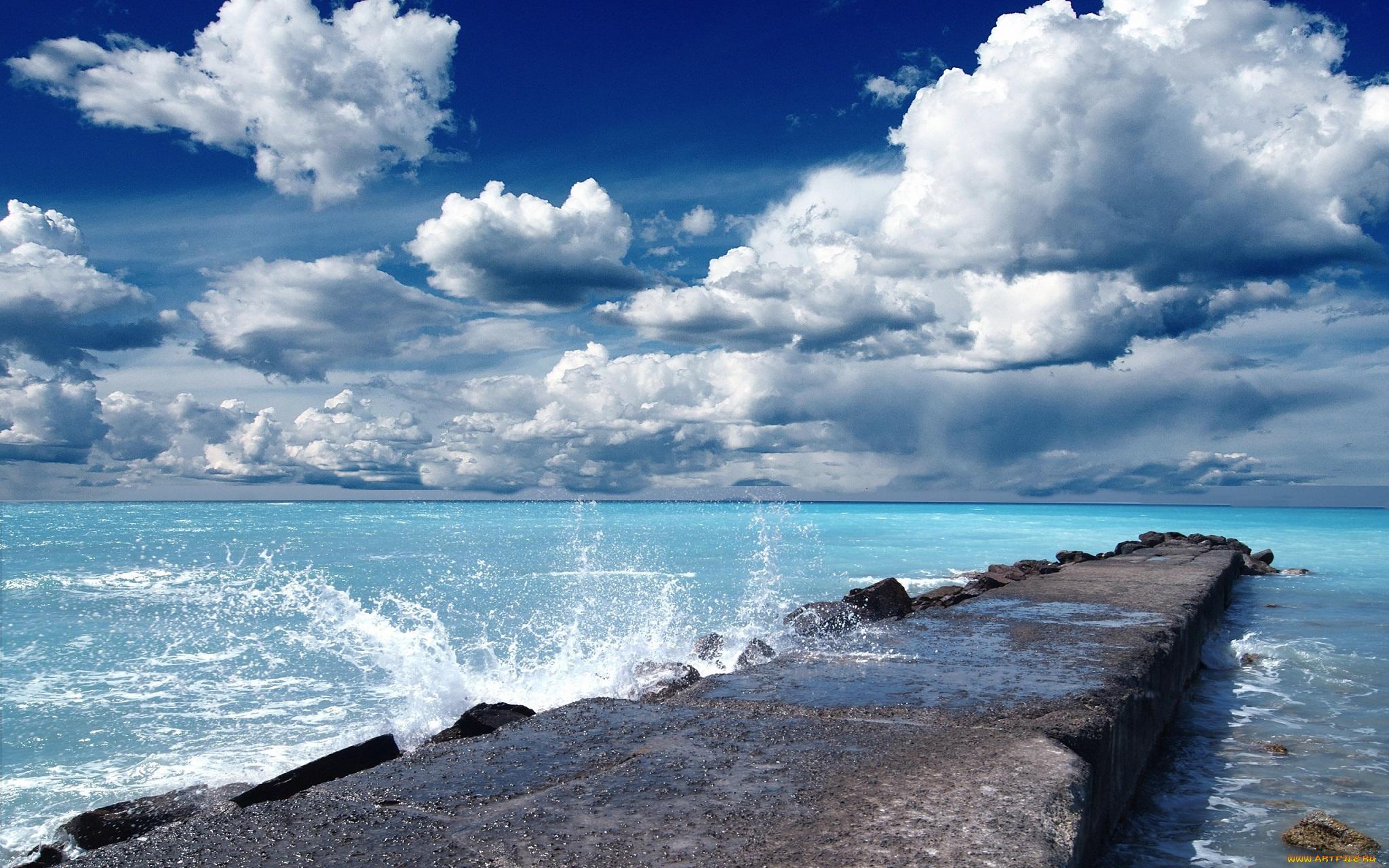 Картинки, картинка красота моря