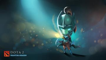 Картинка видео игры dota персонаж