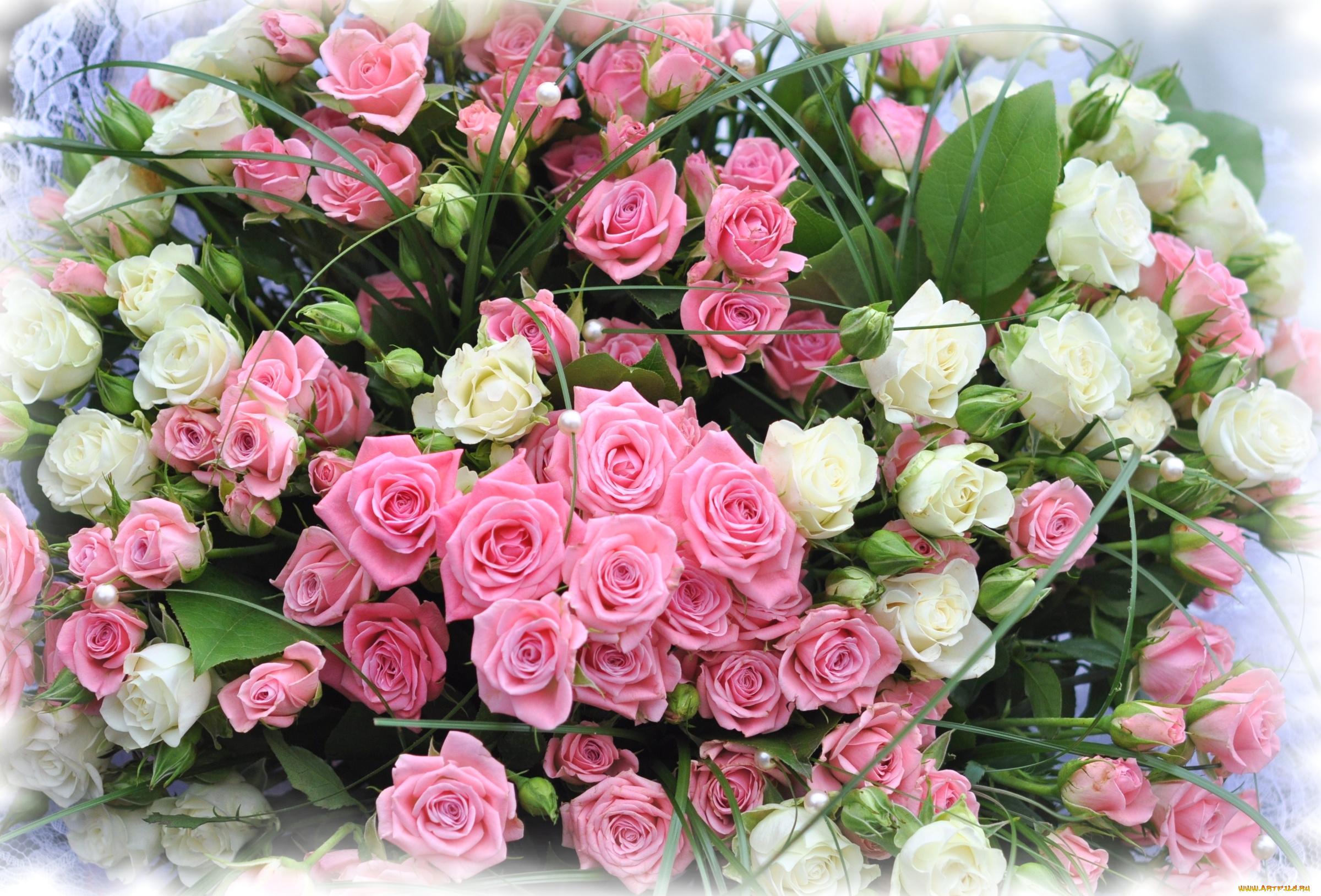 Маме открытка с розами