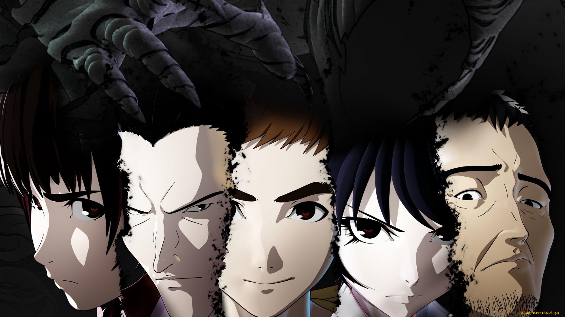 demi humans anime - HD1920×1080