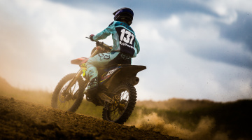 обоя спорт, мотокросс, мотоцикл, гонка