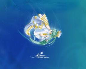 Картинка аниме aria