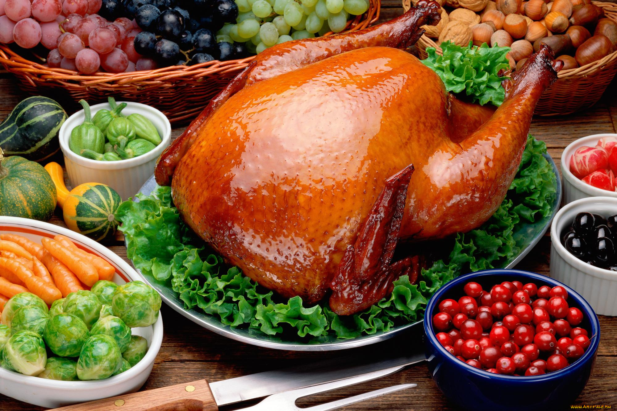 thanksgiving food pictures - HD1920×1080