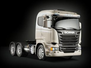 Картинка автомобили scania 6-4 r620 2013г