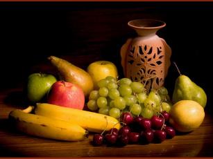 Картинка данил ромодин простенький этюд фруктами еда фрукты ягоды