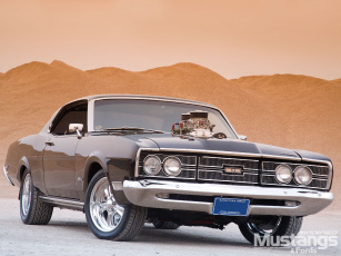 Картинка 1969 mercury montego автомобили