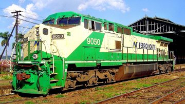 Картинка техника локомотивы локомотив рельсы железная дорога