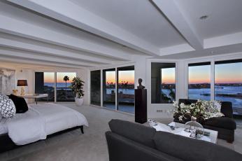 Картинка интерьер спальня style furniture bedroom дизайн стиль design мебель