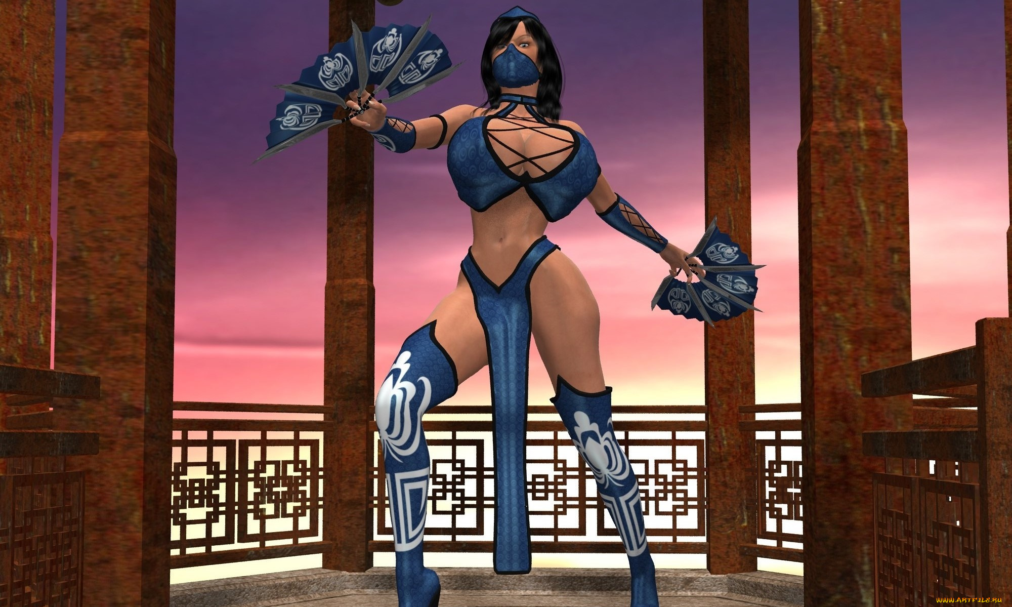 Mortal kombat sex porn henatai video fucking movie