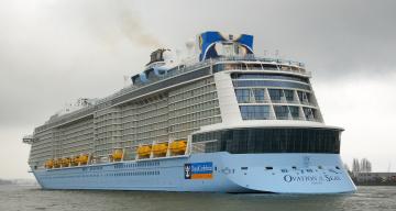 обоя ovation of the seas, корабли, лайнеры, круиз, лайнер