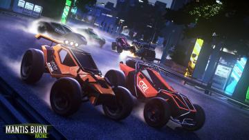 обоя mantis burn racing, видео игры, симулятор, гонки, аркада, mantis, burn, racing