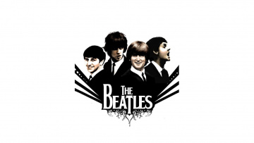 Картинка the beatles музыка