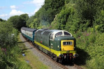 Картинка техника поезда состав локомотив дорога железная