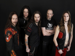 Картинка hammerfall музыка швеция хэви-метал пауэр-иетал