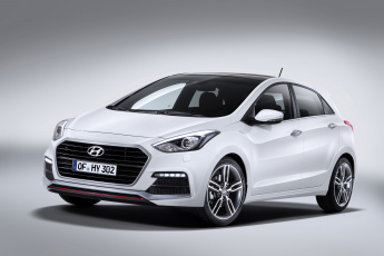 Картинка автомобили hyundai i30 светлый 2015г gd 5-door turbo