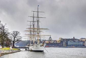 обоя af chapman, корабли, парусники, паруса, мачты