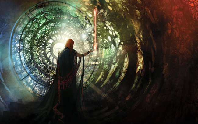 Маги и колдуны обои как узнать наложен ли приворот