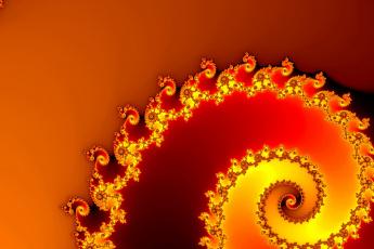 обоя 3д графика, фракталы , fractal, узор, фон, цвета