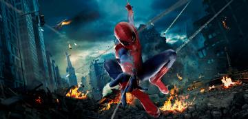 Картинка the+amazing+spider-man кино+фильмы новый человек паук