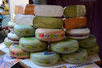 Картинка goudas+con+sabores еда сырные+изделия сыр